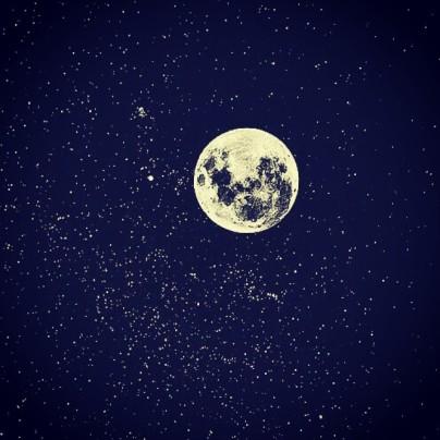 star-yildiz-gece-moon-ay
